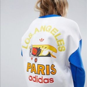 Adidas Original sweatshirt size L